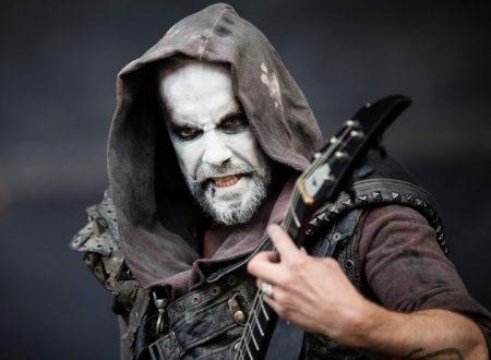 La nuvola nera di Nergal: A pancia piena incontra il Metal