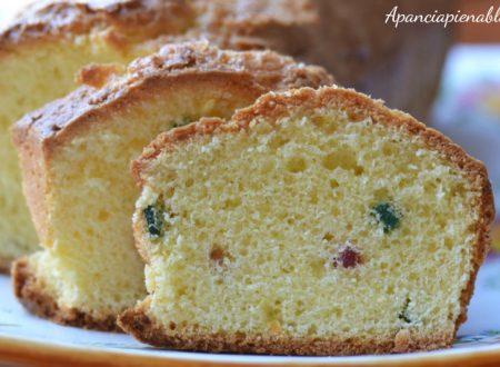 Si ricomincia: Plumcake della nonna (preparazione tradizionale e bimby)