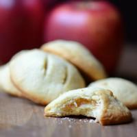 Biscottini alla mela (preparazione tradizionale e bimby)