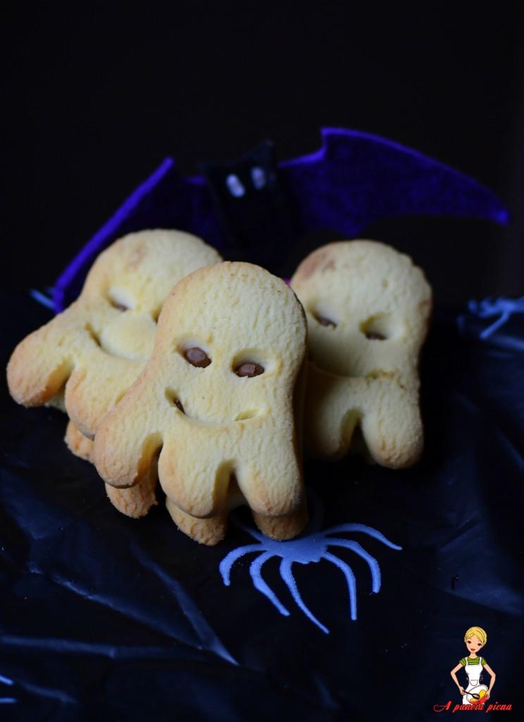 biscotti fantasmini a pancia piena