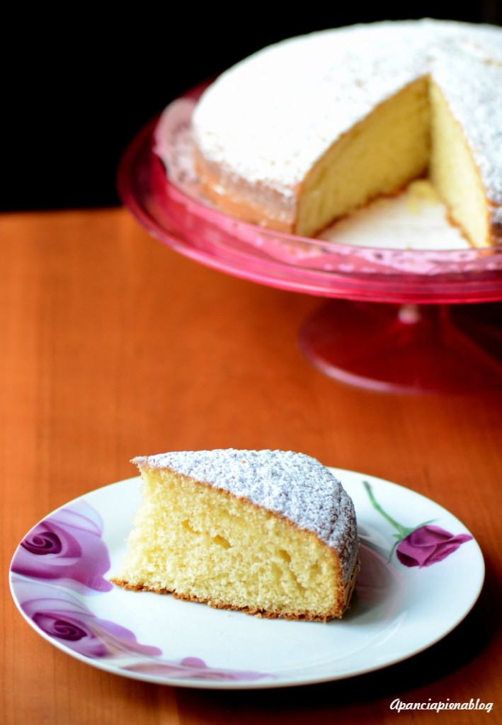 torta al latte caldo a pancia piena