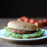 hamburger casalingo a pancia piena