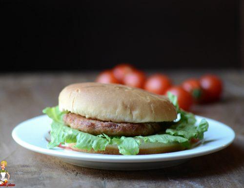 Hamburger casalingo di Raffaella