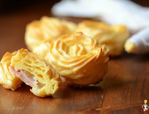 Quiche au jambon (ricetta tradizionale e bimby)