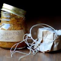 Preparato per soffritto (ricetta tradizionale e bimby)
