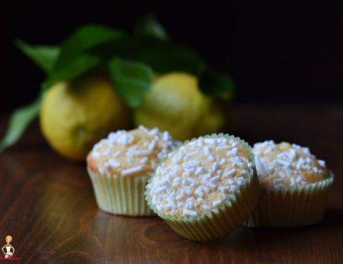 Tortine al limone (ricetta tradizionale e bimby)
