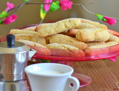 Biscotti da latte (ricetta tradizionale e Bimby)