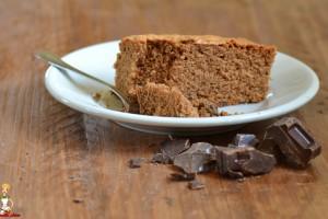 Torta sofficissima al cioccolato (ricetta tradizionale e bimby)