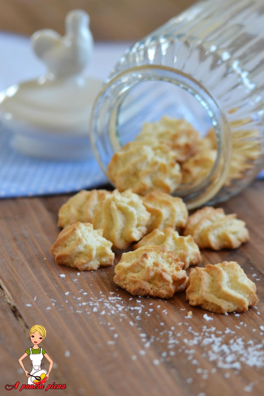 biscottini al cocco a pancia piena
