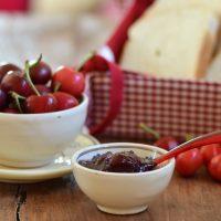 marmellata di ciliegie a pancia piena