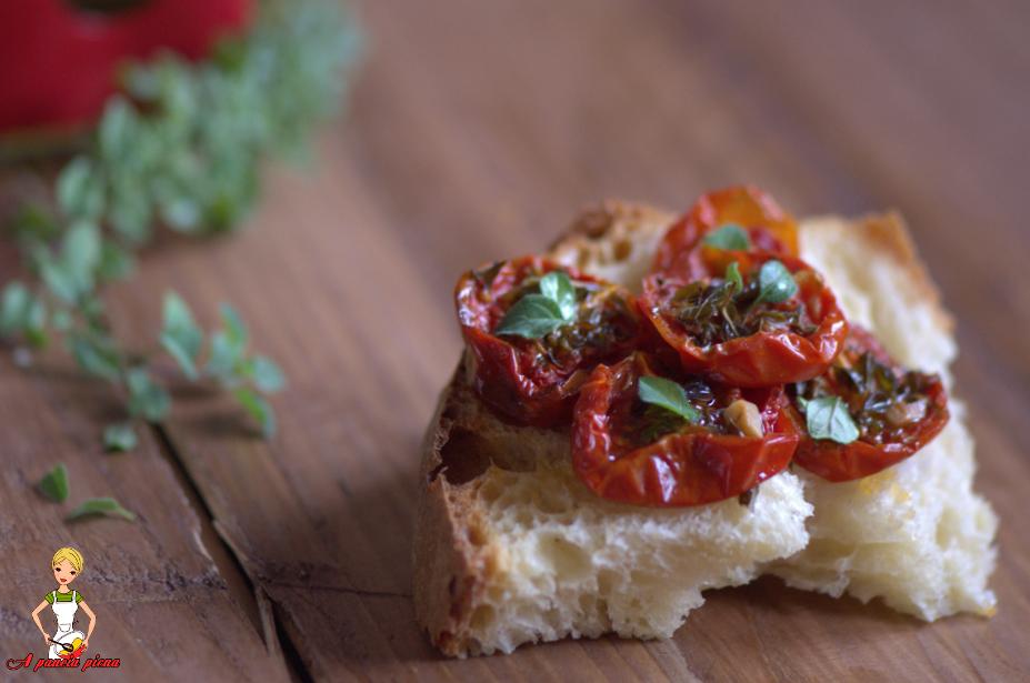 pomodorini confit a pancia piena blog