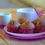 Muffin con impasto alla nutella (ricetta tradizionale e Bimby)