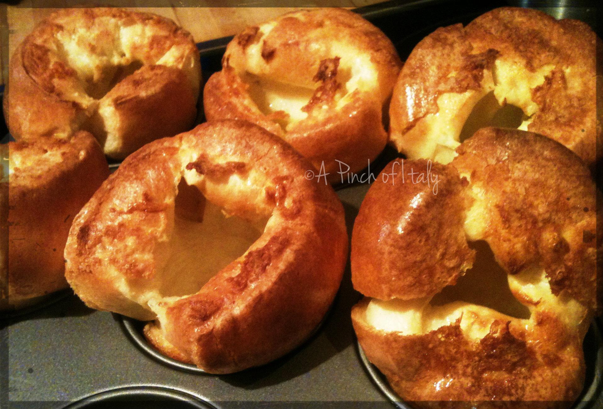 Yorkshire Pudding Ricetta Bimby.Yorkshire Pudding