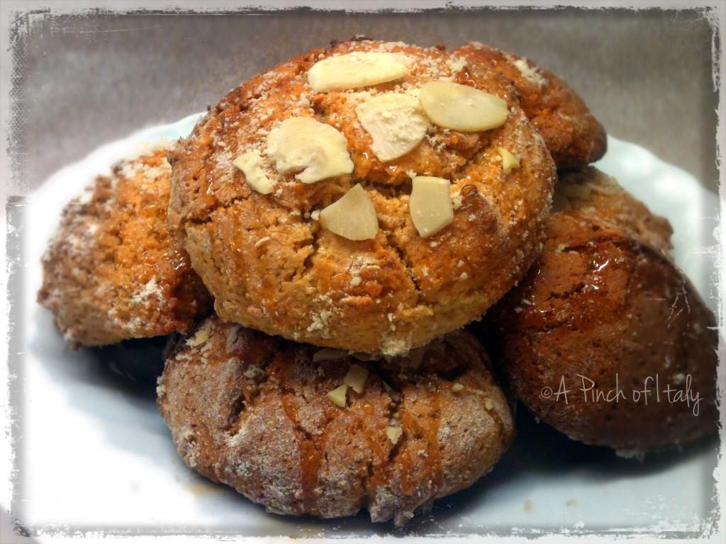 Biscotti al latte antica siciliana cotto e postato for Ricette roma antica