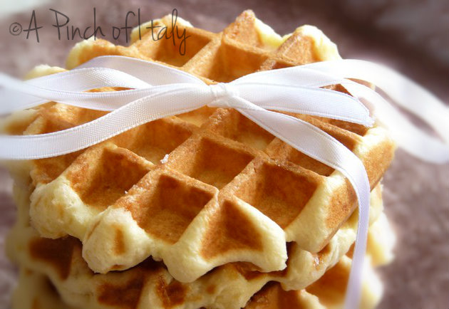 Ricetta Waffle Dolci Giallo Zafferano.Waffle Dolci Gaufre Elisabeth
