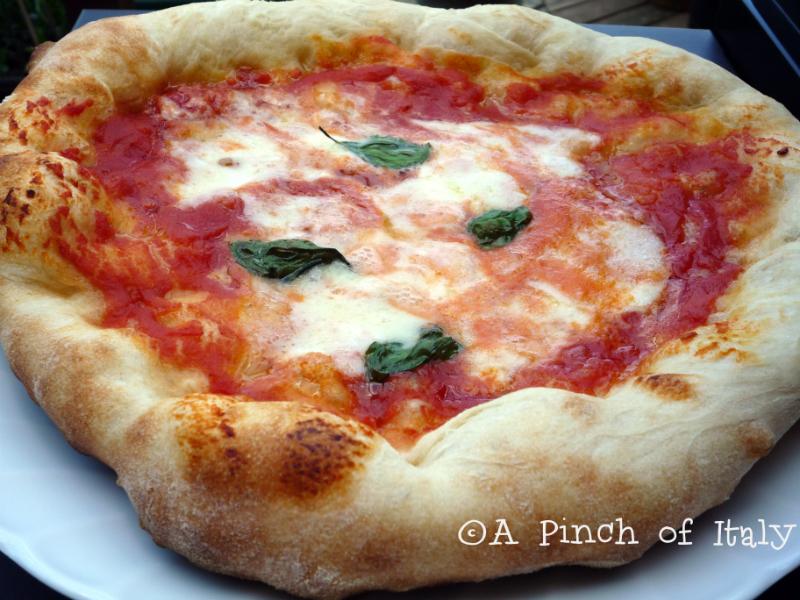 Pizza Al Barbecue Ricetta Rivelazione A Pinch Of Italy