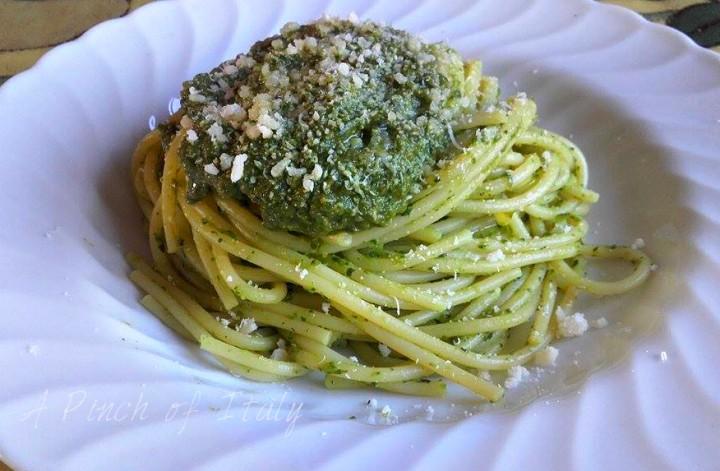 Ricetta Pesto Light.Pesto Light Di Basilico E Zucchine