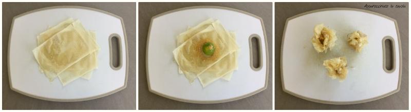 ricette con pasta fillo