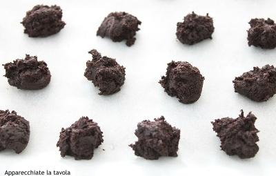 come preparare i biscotti baci