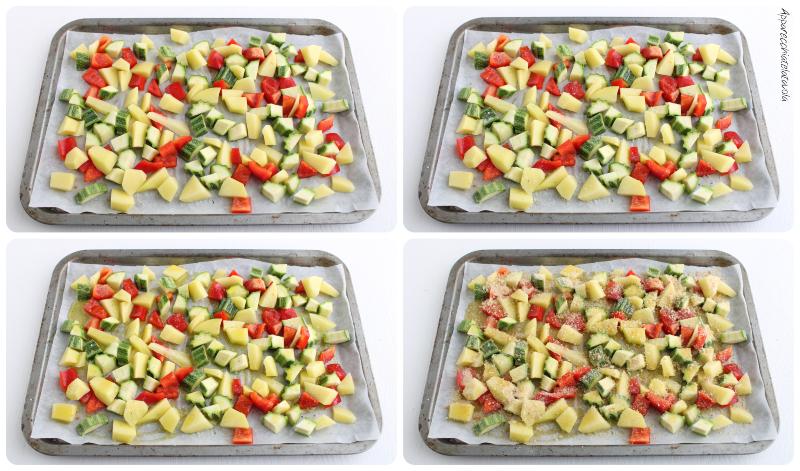 come fare le verdure al forno