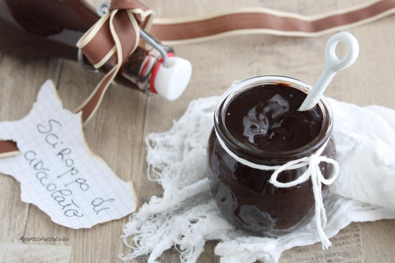 salsa di cioccolato