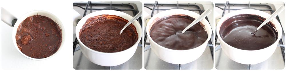 sciroppo al cioccolato fatto in casa