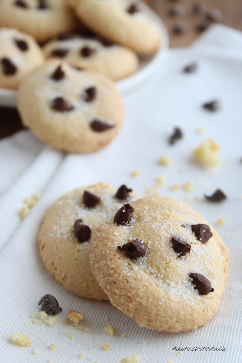 biscottini senza lievito