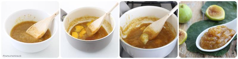 marmellata di fichi senza zucchero