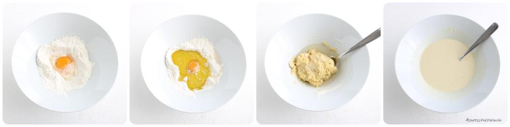 ricetta pastella