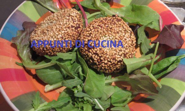 TA' AMIA ( crocchette di fave egiziane )