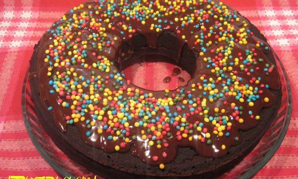 BUCKEYE BUNDT CAKE