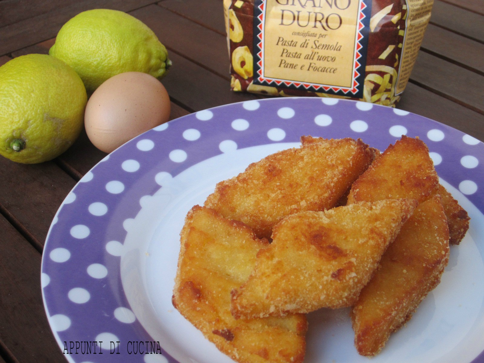 frittura dolce piemontese