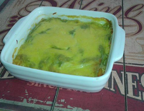 Lasagnette vegetariane