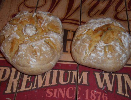 Le Rosette di pane