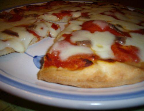 """Pizza """"la rustica"""""""
