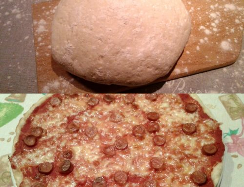 Pasta Pizza Senza Glutine