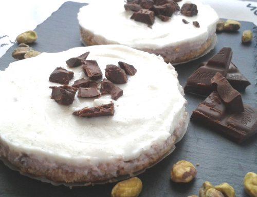 Cheesecake morbida alla ricotta