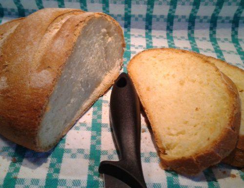 Pane croccante dal cuore soffice