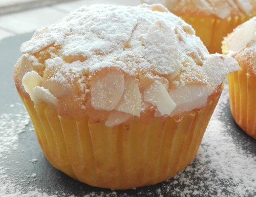 Muffins allo Yogurt e limone