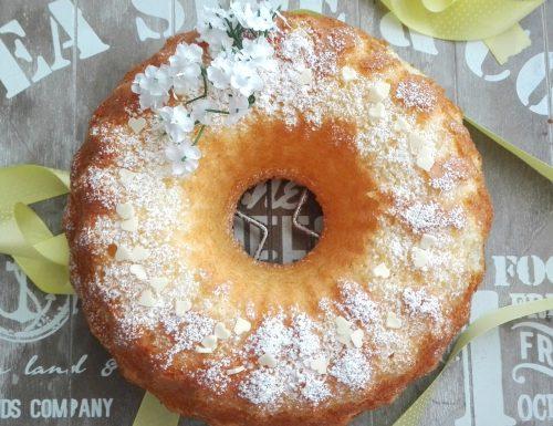 Chiffon Cake al moscato