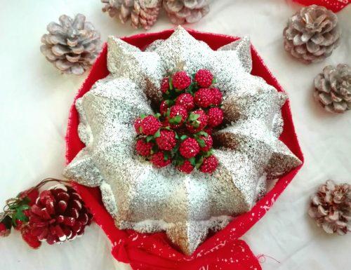 Bundt Cake al mascarpone e cacao