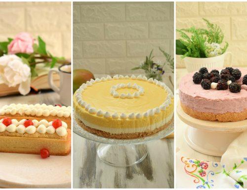 Torte Fresche Estive