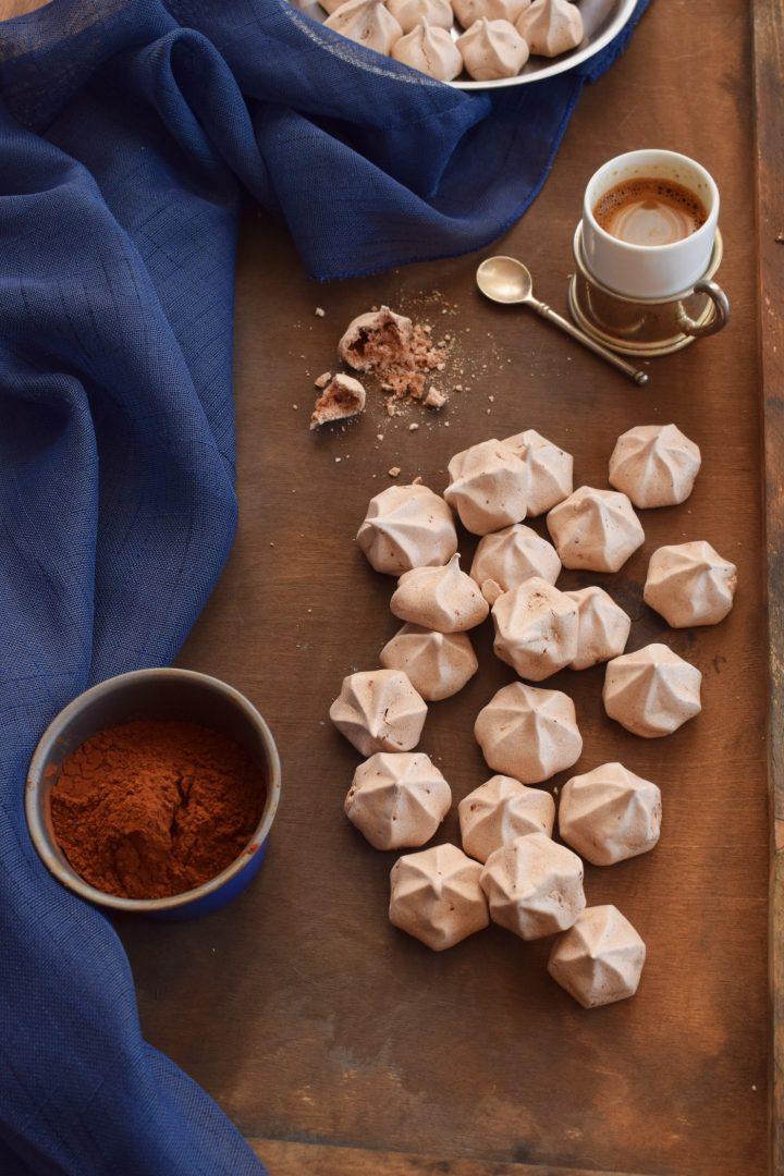 meringhe al cacao