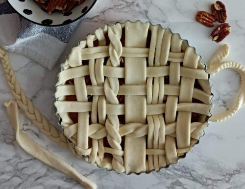 Apricot Pecan Pie