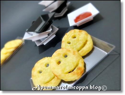 Sorrisini di patate ricetta A pummarola 'ncoppa