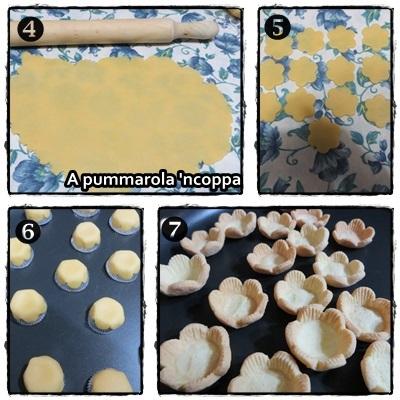 pasta frolla con nutella ricetta A pummarola 'ncoppa