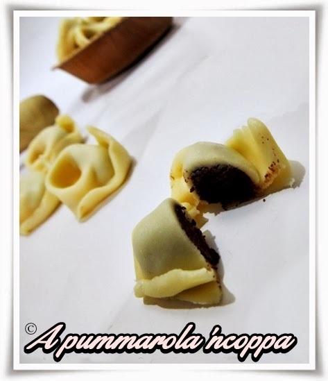 Tortellini di cioccolato foto 4