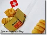 Torciglioni di patate fritte