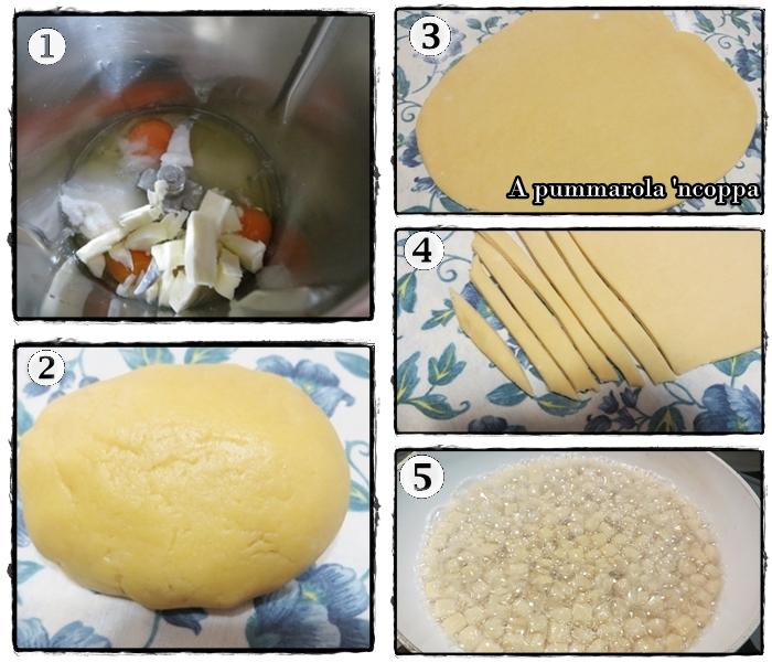 come preparare gli Struffoli Napoletani con miele di pasta frolla ricetta blog cucina giallo zafferano codette colorate cicerchiata natale capodanno pignolata  Pasta cumpettata  purceddruzzi