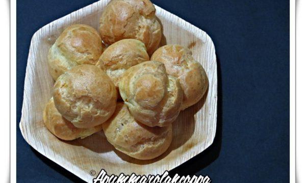 Pasta choux per Bignè… ricetta base